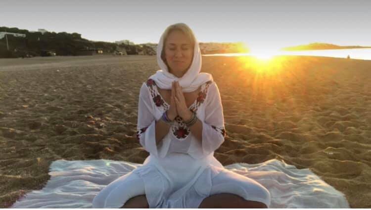 Tuning into Love - 40 days online yoga and meditation practice