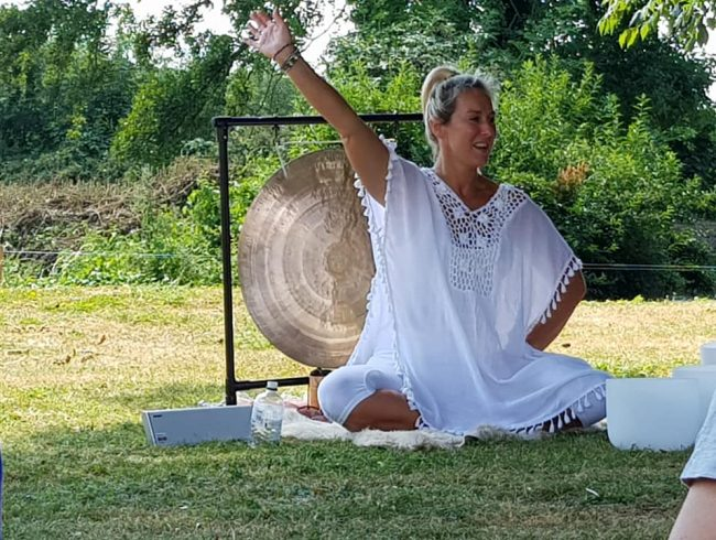 Full Moon Ceremony with Trans Dance and Gongs Journey