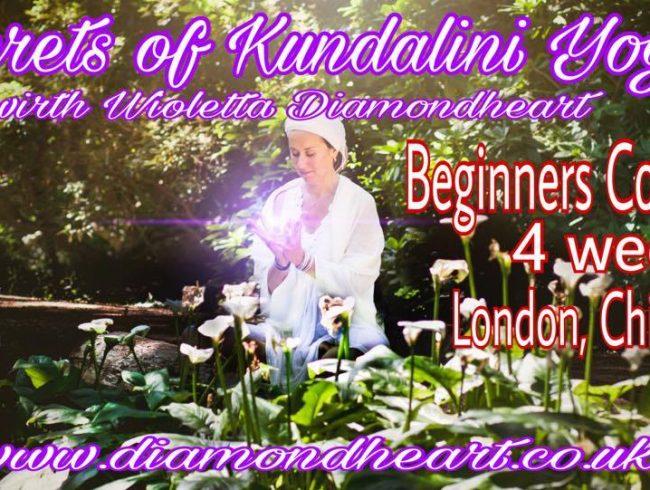 Kundalini Beginners Course February 2018