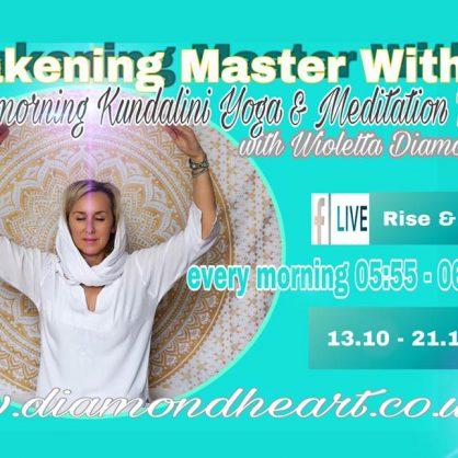 Awakening within 40 days Yoga Practice - Series 9