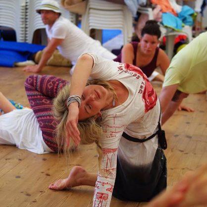 Shakti Dance - w tańcu życia