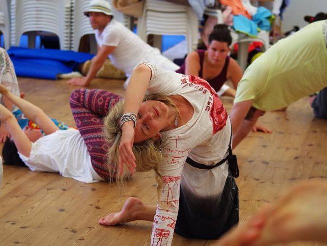 Shakti Dance – w tańcu życia