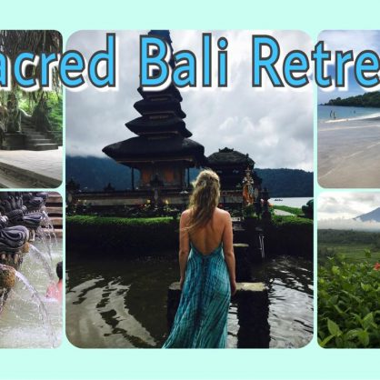 Soul Awakening - Sacred Bali Retreat with Wioletta Diamondheart 2019