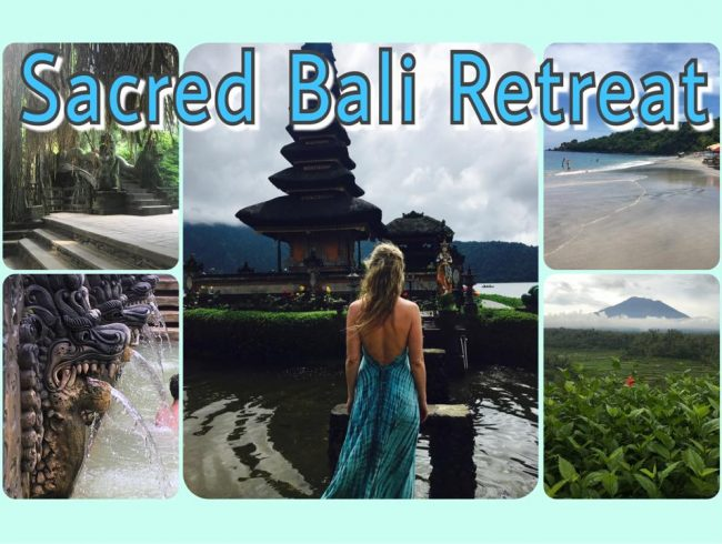 Soul Awakening – Sacred Bali Retreat with Wioletta Diamondheart 2019