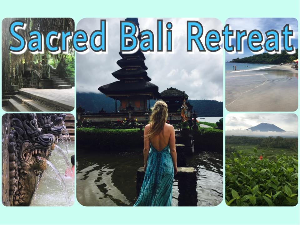 Soul Awakening – Sacred Bali Retreat with Wioletta
