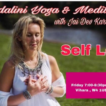 Kundalini Yoga & Meditation for Self Love