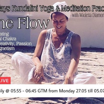 The Flow, 40 days live of FB morning Kundalini & Meditation