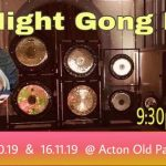 All Night Gong Journeys – monthly event