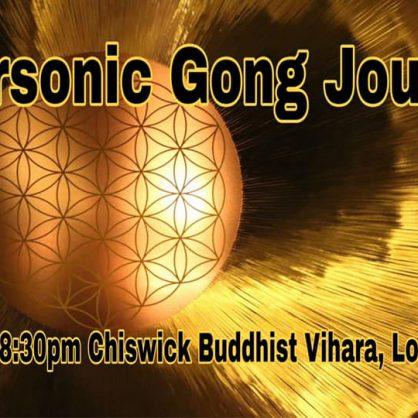 Supersonic Gong - Bath