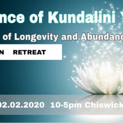 Secrets of Longevity and Abundance - Urban Retreat