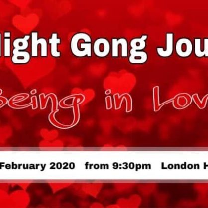 Being in Love - All Night Gong Puja for Valentines
